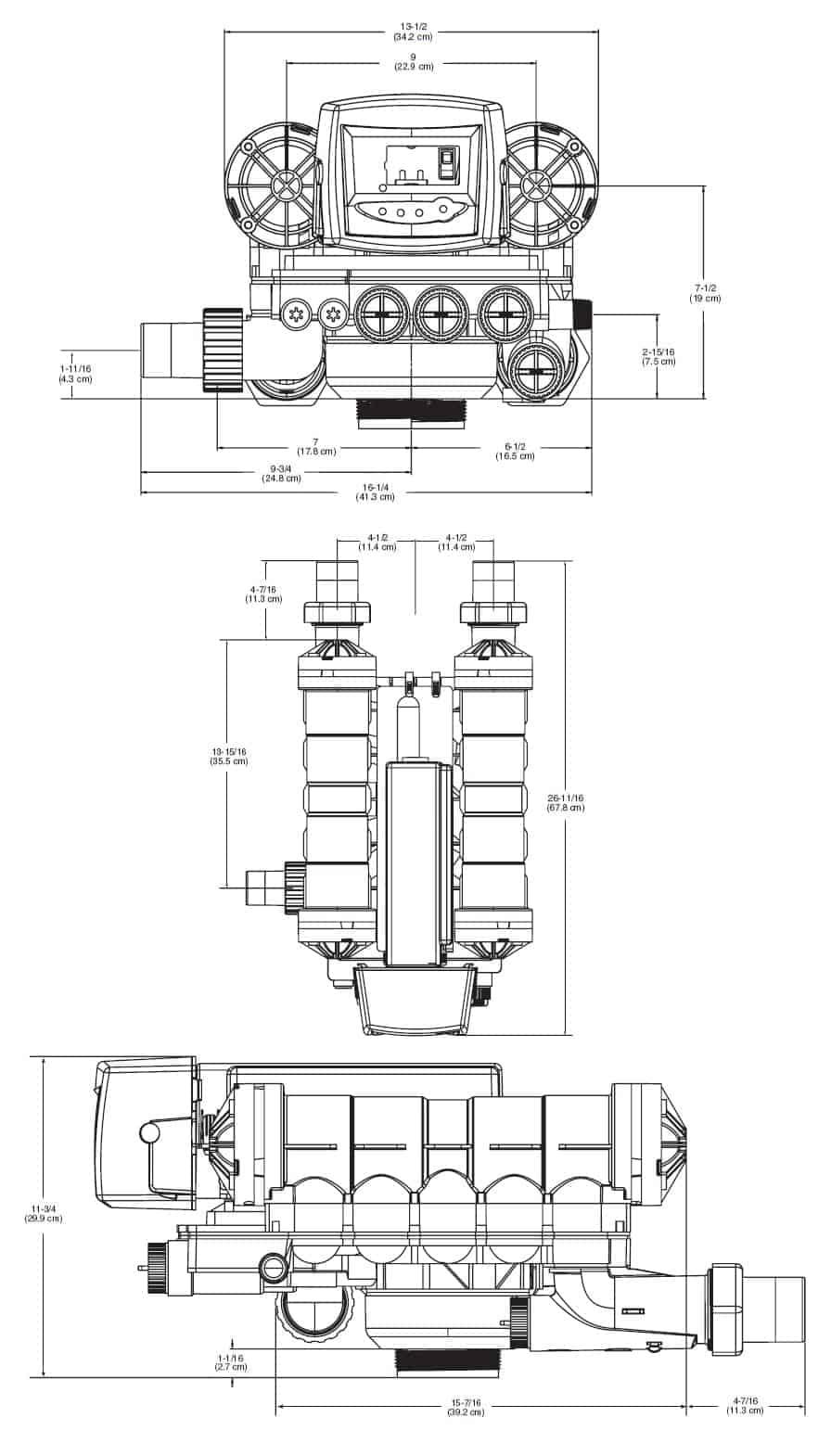 Magnum Cv,SN,742 «Logix», HWB