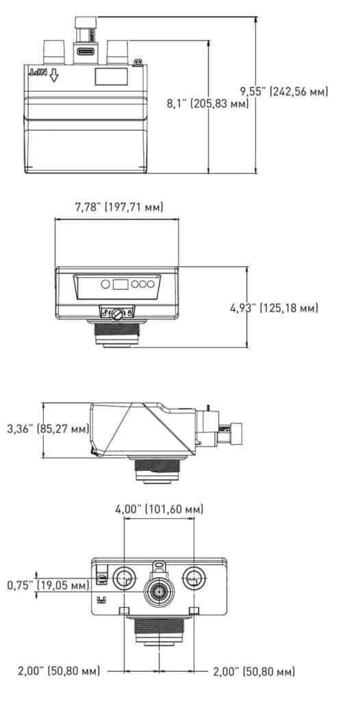Autotrol 368/606