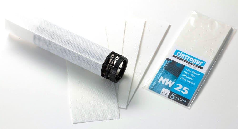 Cintropur NW32 сменные мешки 5шт 25мкм